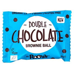 DRG Org GF Double Choclate Brownie Ball 40g