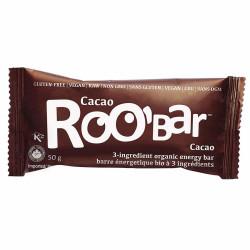 DRG Org GF Roo Bar Cacao & Cachew 50g