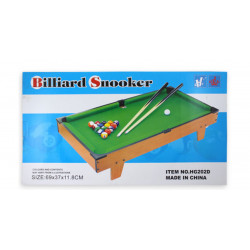 Kids Pool Table / Billiard Snooker Board Games (Large)