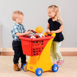 Little Tikes Shopping Cart, Red