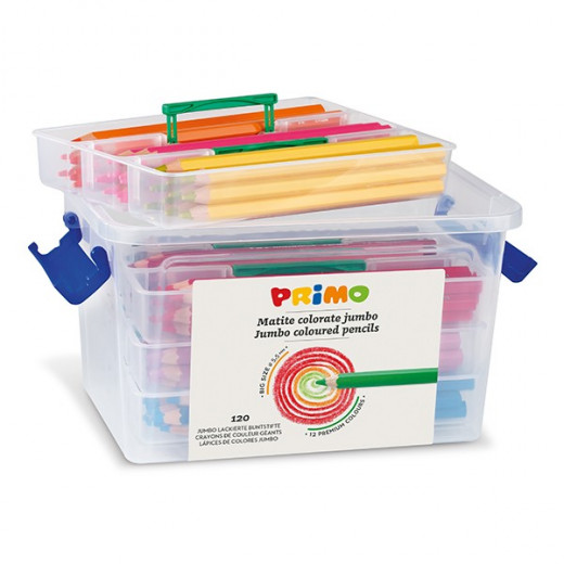 Primo Jumbo Tri Wooden Colors - 120