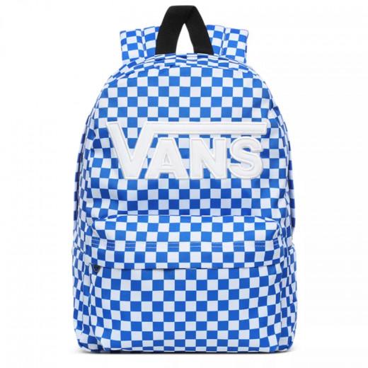 Vans Fashion Backpack for Unisex - Blue