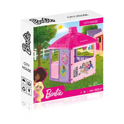 منزل لعب باربي كيدز من دولو، متعددة الألوان