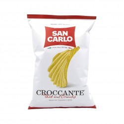 San Carlo Croccante Thick & Crunchy Potato Chips 50g
