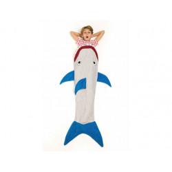 Kanguru Lavatelli Blanket Shark for Kids