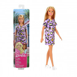 Barbie Basic Doll (Purple)