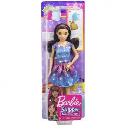 Barbie Skipper Babysitter Inc Doll With Accessories New in Box