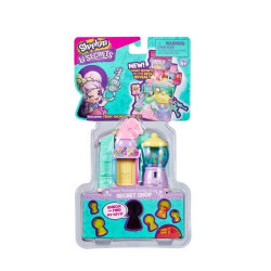 Rosha Shopkins Lil Secrets Mini Playset - Sweet Retreat Candy Shop