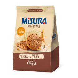 Misura Biscuits Whole Wheat 330 gr