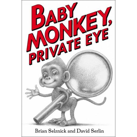 Scholastic: baby monkey private eye