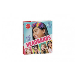 Scholastic Make & Style Headbands