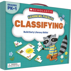 Scholastic Learning Puzzles: Classifying