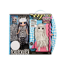 LOL Surprise OMG Doll Neon Series Groovy Babe - Modepop