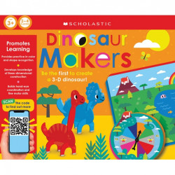 Dinosaur Makers: Scholastic Early Learners (Learning Game)