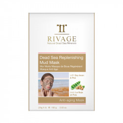 Rivage Dead Sea Replenishing Mud Mask-  25 g x 4