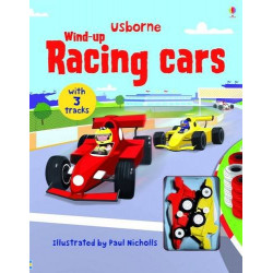 Usborne Wind-up Racing Cars