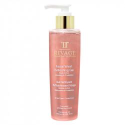 Rivage Facial Wash Refreshner Gel -  180 ml