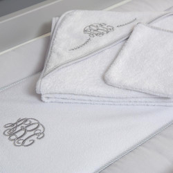 Funna baby towel hooded ABC Unique