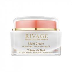 Rivage Night Cream with Avocado Oil -  50 ml