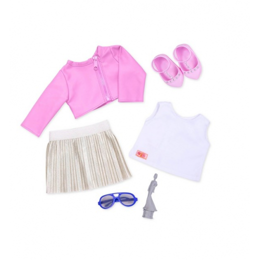 """Our Generation Regular Actress Outfit for 18"""" Dolls - Winning Wardrobe"""