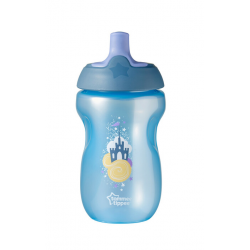 Tommee Tippee Explora Active Sports 12m+ Cup, Blue