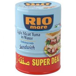 تونة ساندوتش من ريو ماري  160 جم * 3 عبوات
