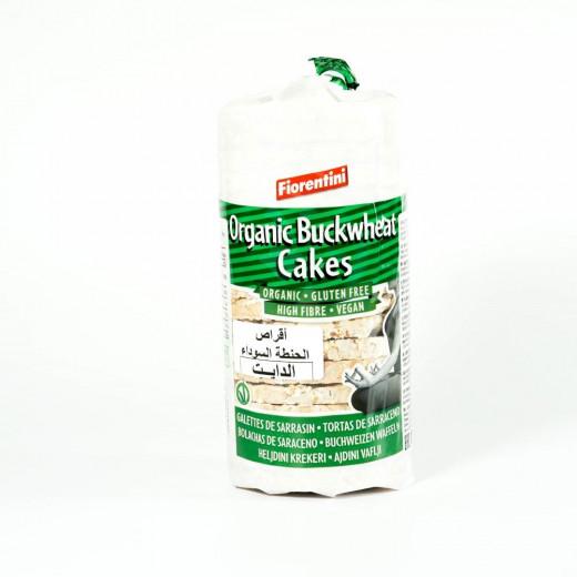 Fiorentini Organic Buckwheat Rice Cakes 100g