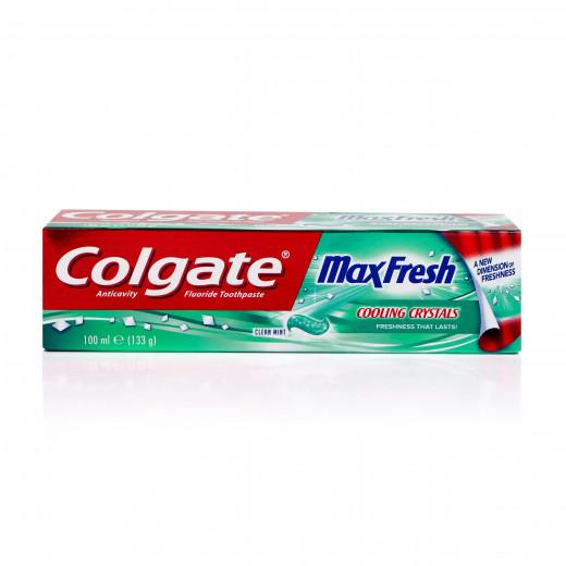 معجون أسنان ماكس فريش بلورات التبريد من كولجيت  100 مل