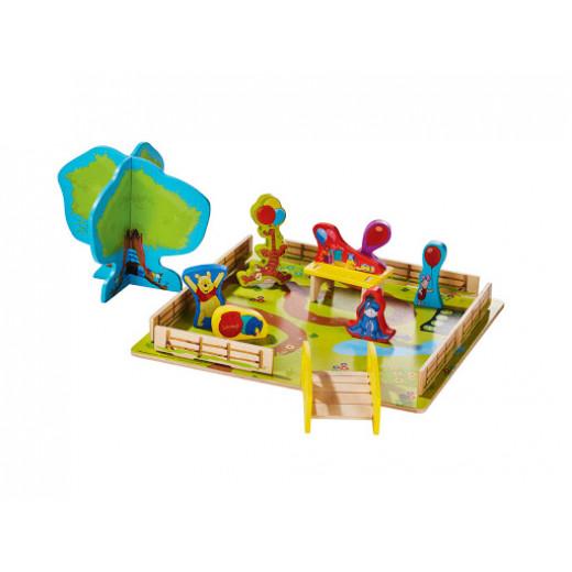 Playtive Junior Disney 3D Action Figure Set