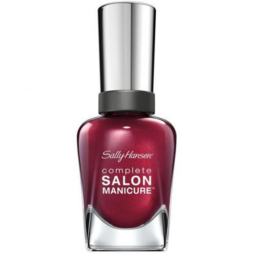 Sally Hansen Wine Not - Burgundy Red Nail Polish 14.7ml