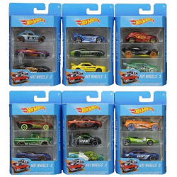 Hot Wheels Basic - 1 Pack - Assortment - Random Selection