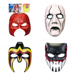 WWE Replica Mask, Assortment, 1 Pack, Random Selection