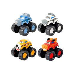 لعبة سيارة للأطفال على شكل وحيد القرن من بلاي جو ، تشكيلة - عبوة واحدة - اختيار عشوائي