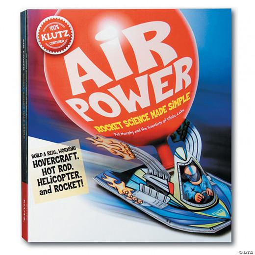 Klutz Air Power: Rocket Science Made