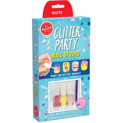 Klutz Glitter Party Nail Studio Toy