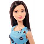 Mattel Barbie Modern Dresses-Blue Dress, Assortment - Random Selection - 1 Pack