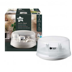 Tommee Tippee Micro-Steam Microwave Baby Bottle Sterilizer