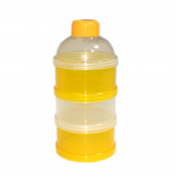 Potato Food Container - Yellow