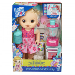 Hasbro Baby Alive Magical Mixer Baby Doll Strawberry