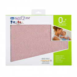 Chicco Tricot  Knit Blanket - Pink