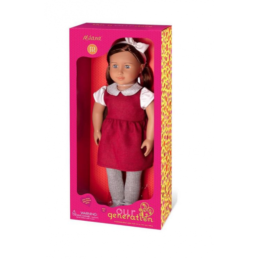 Our Generation Millana Doll