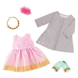 Our Generation Deluxe Evening Outfit
