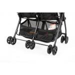 Chicco Echo Twin Stroller - Garnet