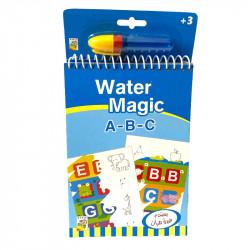 Dar Al Rabie Water Magic ABC Activity Book
