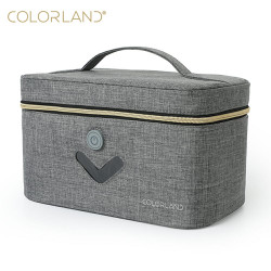 Colorland Backpack with Sterilizing Function using Ozone and Innovative Air Purification Technology, Gray