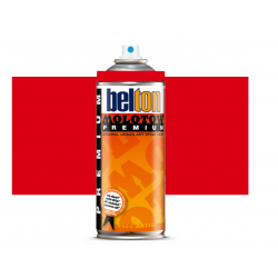 Molotow Belton Premium Spray Paint 400ml Mad C Cherry Red 32