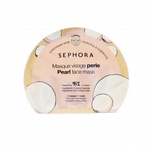 Sephora Mattifying & Anti Blemish Pearl Face Mask 40g
