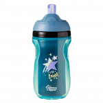 Tommee Tippee Insulated Straw Cup, Green