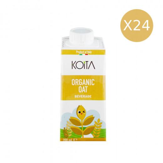 Koita Oat Milk, 200 ml, Pack of 24