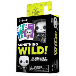 Funko Something Wild! Nightmare Before Christmas Card Game